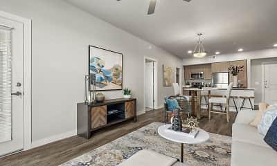 Living Room, V on Broadway, 0