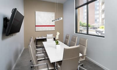 Dining Room, 1200 East West, 2