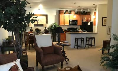 Living Room, Haven at Knob Creek, 2