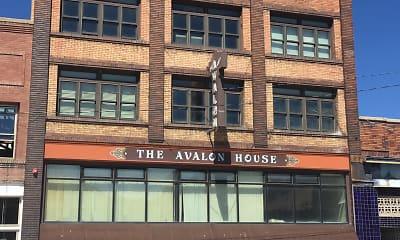 Avalon House Apartments, 1