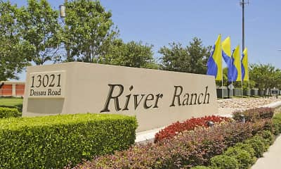 Community Signage, River Ranch, 2