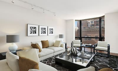 Living Room, 1111 North Dearborn, 0