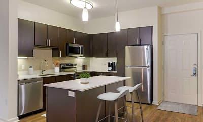 Kitchen, Avalon Natick, 1