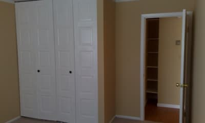 Bedroom, Elmwood Apartments, 2