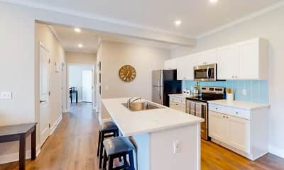 Kitchen, Pointe Grand Savannah, 0