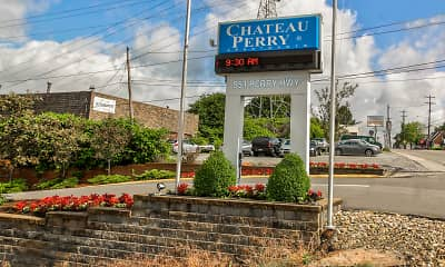 Chateau Perry Apartments, 2