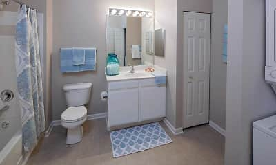 Bathroom, Coventry Glen at Valley Lakes, 2