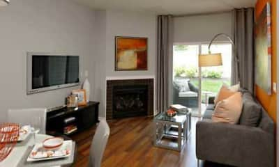 Living Room, EGG Property Three, 2