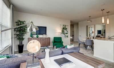 Living Room, Groveton Green, 1