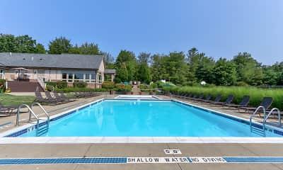 Pool, Hickory Hills, 1