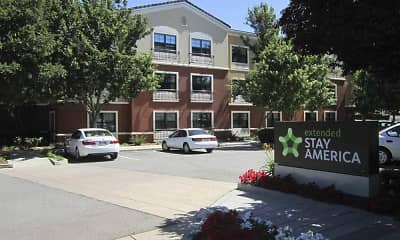 Building, Furnished Studio - San Ramon - Bishop Ranch - East, 1