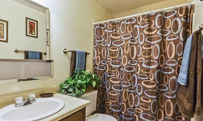 Bathroom, Aspen Court, 2