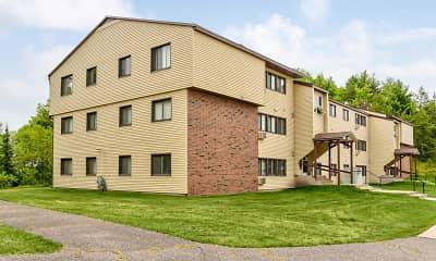 Building, Canda Manor, 1