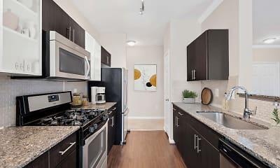 Kitchen, Camden Fallsgrove, 1