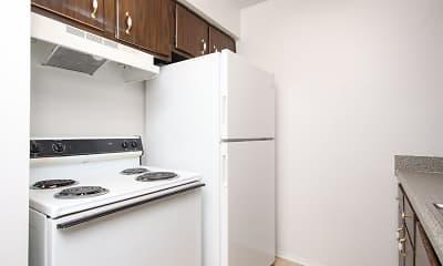 Kitchen, Tivoli Apartments, 2
