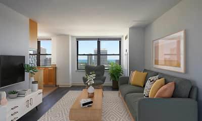 Living Room, The Blackwood, 0