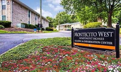 Community Signage, Montecito West, 2