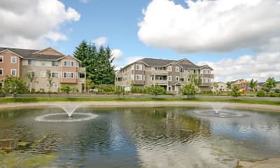 Lake, Trio Condominiums, 0