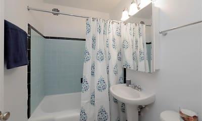 Bathroom, Clarendon Shores, 2