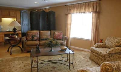 Living Room, Livingston Oaks, 2