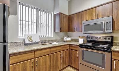 Kitchen, Camden Montierra, 1