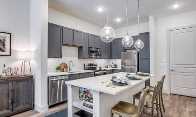 Kitchen, 77008 Luxury Properties, 1