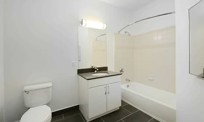 Bathroom, The Landings at Port Imperial, 0