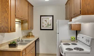 Kitchen, Hamline Terrace, 0