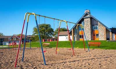 Playground, Brickyard Flats, 2