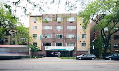 Building, 6710 N. Sheridan, 0