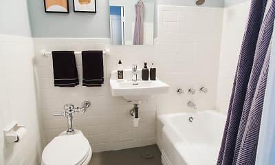 Bathroom, Westport Central, 2