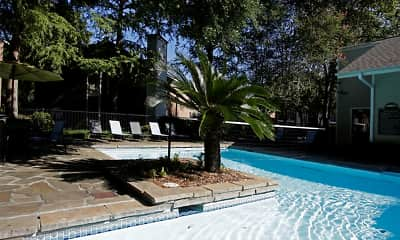 Pool, Peppertree Apartments, 2