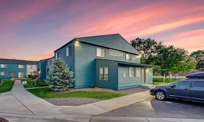 Building, Stratus Townhomes, 2