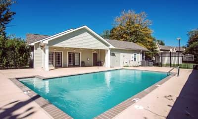 Pool, Willow Park I & II, 0