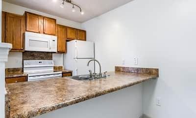 Kitchen, The Landing, 2