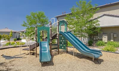 Playground, The Trails At Pioneer Meadows, 2