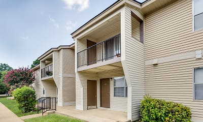 Building, High Country Apartments, 0