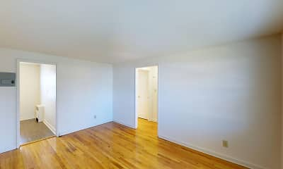 Living Room, Bound Brook Apartments, 1