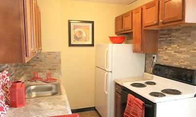 Kitchen, The Shorewood, 1