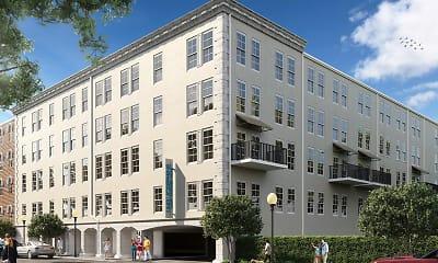 Building, 1643 Josephine, 0