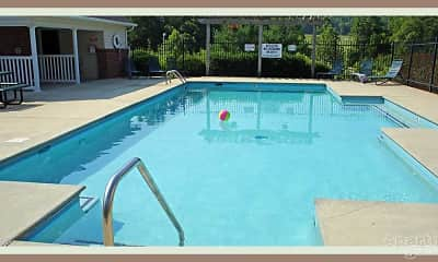 Pool, Teller Village, 1