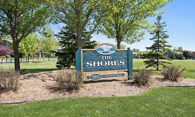 Community Signage, The Shores, 0
