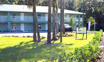 Building, Grand Oaks Apartments of NSB, 1