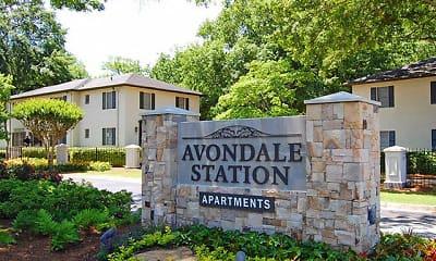 Avondale Station, 2