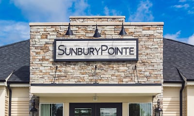 Community Signage, Sunbury Pointe, 0