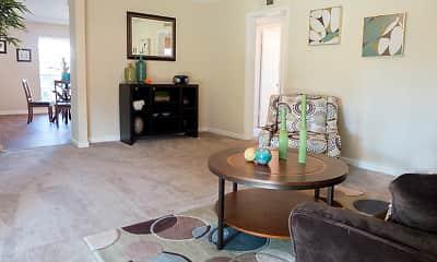 Living Room, Willow Gardens, 1