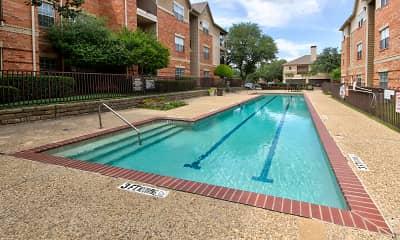 Pool, Verandah at Valley Ranch, 0