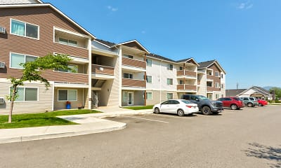 Building, Bel Cielo Apartments, 0