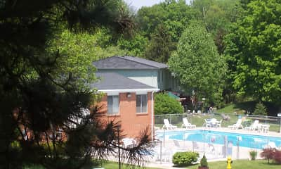 Pool, The Hill, 0