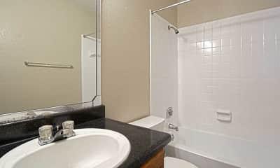 Bathroom, Ridgecrest II, 2